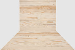 Wood brown for background. Royalty Free Stock Photography