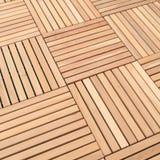 Wood brown block plank Stock Photo