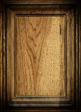 Wood brown frame pattern royalty free stock photo