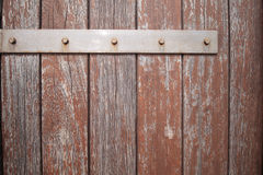 Wood brown old grungy hi-res texture background. Royalty Free Stock Photo