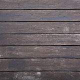 Wood brown plank Stock Image