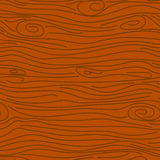 Wood brown texture vector seamless pattern. Stock Photo