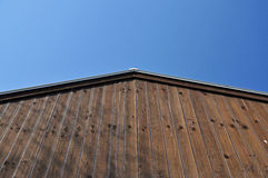Wood building Royalty Free Stock Photos