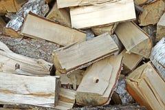 Wood bunt arkivfoton