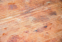 Wood burl gnarl redwood pine brown board Royalty Free Stock Photo