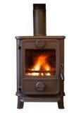 Wood burner stock photos