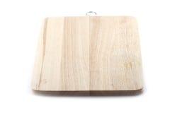 Wood Butcher block Stock Images