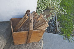 Wood Carrier Stock Photography