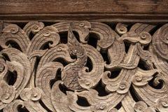 Wood carve Stock Photos