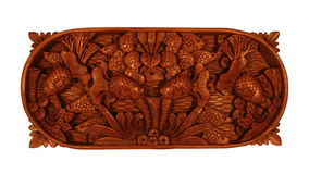 Wood Carving Stock Image