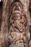 Wood Carving Stock Photos