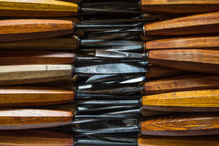 Wood carving tools Stock Images