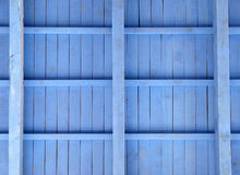 Wood ceiling Stock Photography