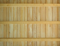 Wood Ceiling. Part of background Stock Images