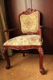 Wood chair Stock Photo