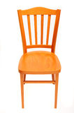 Wood chair Stock Image