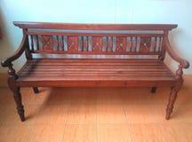 Wood chair Stock Photos