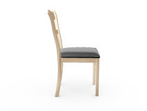 Wood Chair Stock Images