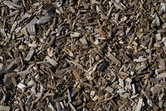 Wood chip background Royalty Free Stock Image