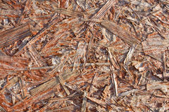 Wood chipboard Royalty Free Stock Photo