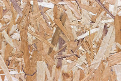 Wood chipboard yellow texture Royalty Free Stock Images