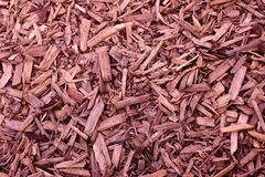 Wood Chips Background Royalty Free Stock Images