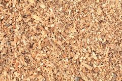 Wood Chips Background Texture for graphics or film royalty free stock images