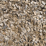 Wood chips backgrounds Stock Photography