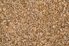 Wood chips texture Stock Photos