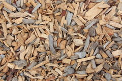 Wood Chips. Texture Background Details Royalty Free Stock Photos