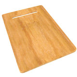 Wood Chopping board. Royalty Free Stock Photos