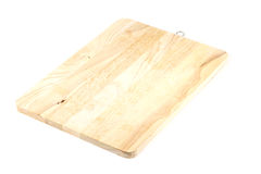 Wood chopping board Royalty Free Stock Photo