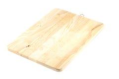 Wood chopping board Royalty Free Stock Photo