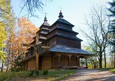 Free Wood Church Stock Photo - 10515800