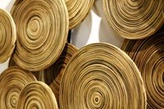 Wood circle Royalty Free Stock Photography
