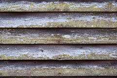 Wood Clapboard Royalty Free Stock Photography