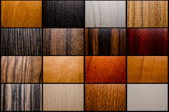 Wood collage Royalty Free Stock Photography