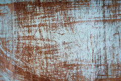 Wood with color paint texture background Stock Images