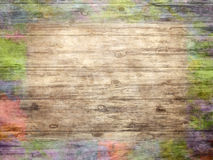 Wood colored Royalty Free Stock Images