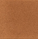 Wood cork. A flat view of a cork board texture Royalty Free Stock Images