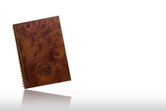 Wood cover book Stock Photography