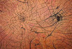 Wood crack background Royalty Free Stock Photography