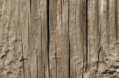 Wood cracked texture, vertical lines. Background abstraction Royalty Free Stock Photo