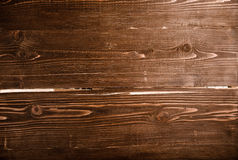 Wood with Cracks Royalty Free Stock Image
