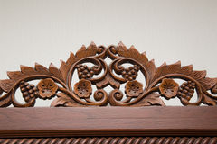 Wood Craft. From Thailand is very important vintage item in Thailand Stock Photos