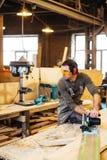 Wood craft Stock Photography