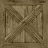 Wood crate generated hires texture Royalty Free Stock Photo
