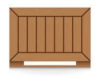 Wood crate Stock Photos