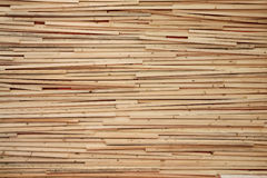 Wood creative wall Royalty Free Stock Photo
