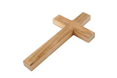 Wood Cross royalty free stock images